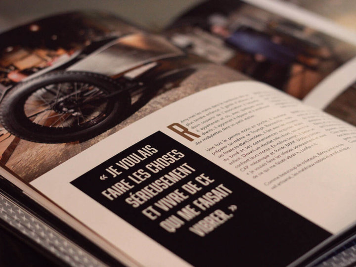 8 Cafe Racer Books – Inspirational Fuel