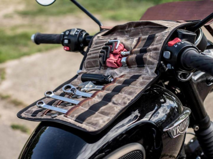 Motorcycle Tool Kit – What to Pack?