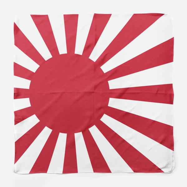 Silk Scarf Rising Sun
