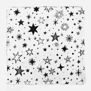 Silk Scarf Stars